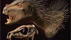 Kříženec upíra a dikobraze. Vědci objevili nového dinosaura