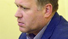 Policie: Šiška se dohodl s firmami o rozdělení trhu s dávkami