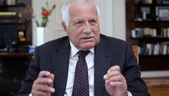Klausovi se nelíbí změny z kongresu ODS, jsou nedostatečné