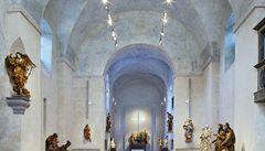 Tam, kde svatí přišli o modré nebe aneb zdařilá proměna kláštera