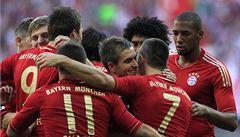 Bayern je bez trofejí, ale ekonomicky vzkvétá