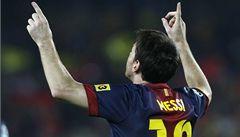 Messi opět řádil. Hattrickem zařídil Barceloně další vítězství