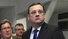 Nečas lobbuje za uvězněné Čechy, sešel se s řeckým premiérem