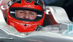 Ecclestone se opřel do Schumachera: Neměl se vracet