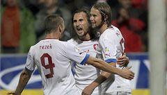 Češi porazili Maltu 3:1 a poprvé v kvalifikaci zvítězili
