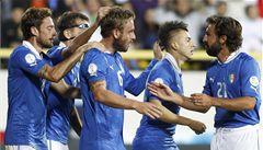 Itálie porazila Arménii, Bulhaři doma remizovali s Dány