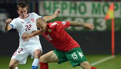 Nemůže být spokojení, řekl Darida po remíze s Bulharskem