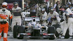 V čele týmu formule 1 je poprvé žena, vede Sauber