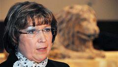 Müllerová: Veřejnou službu chci zachovat, možná bude i placená
