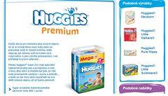 Plenky Huggies zmizí z obchodů. Trh ovládnou Pampers