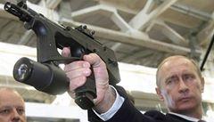 Rusko vyvezlo zbraně za víc než 13 miliard dolarů. Je druhé za USA