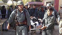 Taliban zaútočil na letiště, k základně USA se neprostřílel