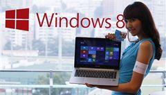 Uvedení nových Windows 8 je debakl, předchozí verze lidem vyhovuje