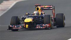Vettel dojel v USA druhý. Oslavy titulu F1 musí odložit