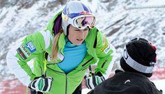 Vonnová opět vyhrála třikrát v Lake Louise, po sjezdech i super-G