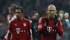Bayern poprvé prohrál a bojí se