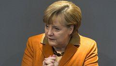 Merkelová: Bez nacismu by k vysídlování nedošlo