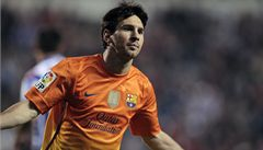 Messi rozhodl hattrickem. Pak spěchal do porodnice