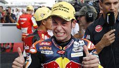 Cortese je mistrem světa Moto3. Abraham dojel desátý