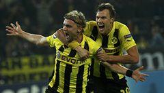 Šlágr kola Ligy mistrů ovládl Dortmund. Real na body nedosáhl