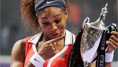 Jednička jsem já, prohlásila Serena Williamsová