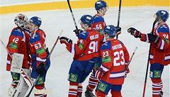 Lev pod Sýkorou zabral, vyhrál v Nižném Novgorodu 3:2