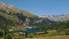 Klenot v Pyrenejích? Horské jezero de Anayet