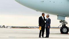 Amerika volí prezidenta. Obamu v domovském Chicagu čeká i basketbal