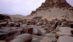 Čeští vědci našli hrob staroegyptské princezny