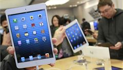 """Je prodej nového iPadu opravdu """"fantastický""""? Apple čísla nezveřejnil"""