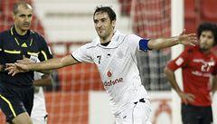 Raúl dostal v Kataru za gól závodního velblouda