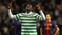 Barcelona v Lize mistrů padla. Překvapil ji Celtic
