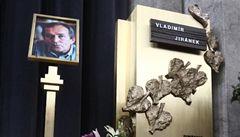 Jiránkův vzkaz z pohřbu: 'Je třeba si zachovat humor'