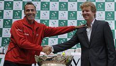 Daviscupový kapitán Španělů: Češi mají na finále silný tým
