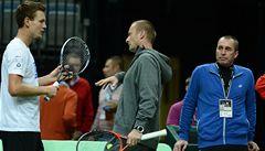 Berdych si v Queensu zahraje s Lendlem, za rok vyzve doma Murrayho