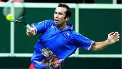 Bitva o finále Davis Cupu se blíží. Zaháji ji Štěpánek s Mónacem
