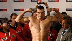 Vladimir Kličko dostane za souboj s Povětkinem rekordní sumu