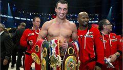 Boxer Vladimir Kličko chce do Ria, nesplňuje ale podmínky