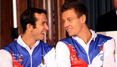 Navrátil nominoval na Argentinu. V týmu jsou Berdych i Štěpánek