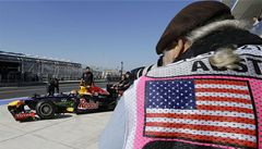 Vettel má při premiéře v Austinu první šanci oslavit titul