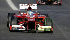 Třetí Alonso: Hamiltona a Vettela nešlo předjet