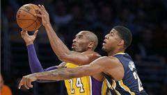 Rozhodla poslední vteřina. Indiana zdolala v NBA Lakers