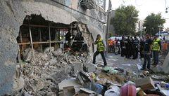 Gaza se příměří nedočkala. Po půlnoci opět zněly výbuchy raket
