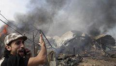 Příměří se odsouvá. Rakety létají na Izrael i na Gazu