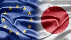 Cesta z krize povede přes východ, EU plánuje volný obchod s Japonskem