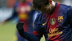 Messi může získat rekordní čtvrtý Zlatý míč