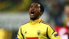Chelsea posílila útok. Získala kamerunskou hvězdu Eto'a