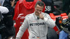 Stáj Lotus přemlouvala k návratu Schumachera. Legenda odmítla