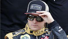 Pilot F1 Räikkönen do Red Bullu nepřijde, nedohodl se na podmínkách