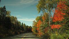 Podzimní tip na cestu: ztraceni uprostřed kanadského listopadu